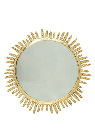 Beymen Home Ayna Altın